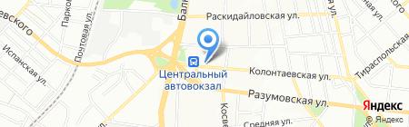 Престиж-Авто на карте Одессы