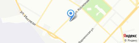 Из добрых рук на карте Одессы