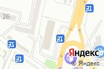 Схема проезда до компании Smart Fashion IQ в Одессе