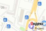 Схема проезда до компании TST в Одессе