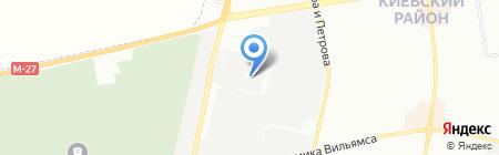 AutoCouture на карте Одессы