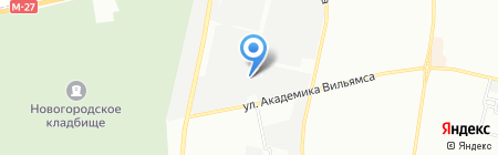 KTS-Monitoring на карте Одессы
