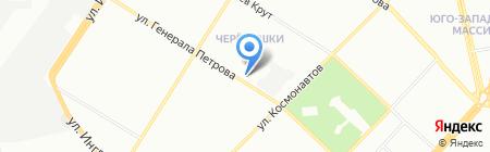 Электротовары на карте Одессы