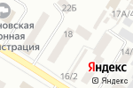 Схема проезда до компании Национальный университет Одесская юридическая академия в Одессе