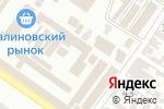 Схема проезда до компании Магазин встраиваемой бытовой техники в Одессе