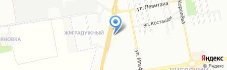 Мото PitStop Service на карте Одессы