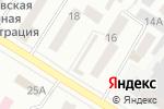 Схема проезда до компании ЗооЛайк в Одессе