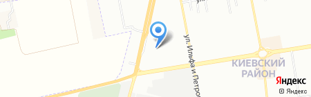 Детский сад-ясли №283 на карте Одессы