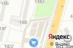 Схема проезда до компании Супер-бис в Одессе