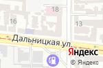 Схема проезда до компании Долг в Одессе