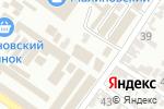 Схема проезда до компании Технолюкс в Одессе