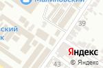 Схема проезда до компании Марко Групп в Одессе