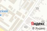 Схема проезда до компании Мастер-мебель в Одессе