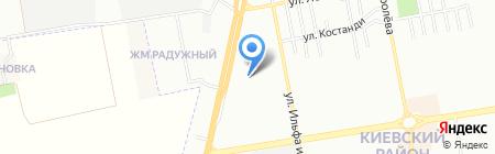 Детский сад-ясли №138 на карте Одессы