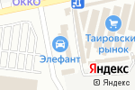 Схема проезда до компании Элефант в Одессе