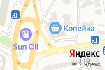 Схема проезда до компании Конверсия в Одессе