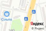 Схема проезда до компании Вина Украины в Одессе