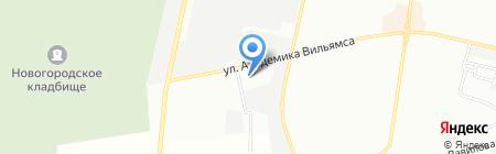 Уютный дом на карте Одессы