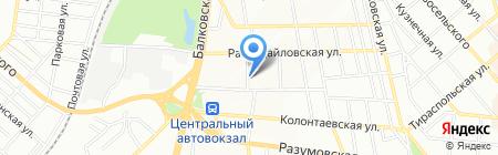 Bosch-Shop на карте Одессы
