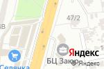 Схема проезда до компании Копицентр в Одессе