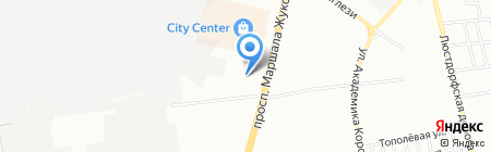 Укргранит на карте Одессы