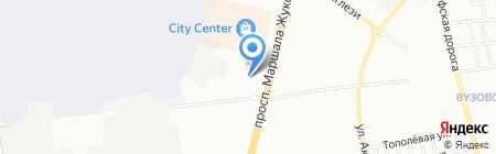 Траффик Интернейшнл на карте Одессы