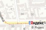 Схема проезда до компании Телесервис в Одессе