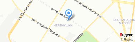 Международный Комитет Всеукраинского Казачества на карте Одессы