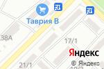 Схема проезда до компании Твои очки в Одессе