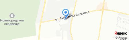 Уют-Стиль на карте Одессы