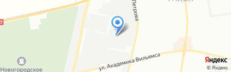 АвтоПальмира на карте Одессы