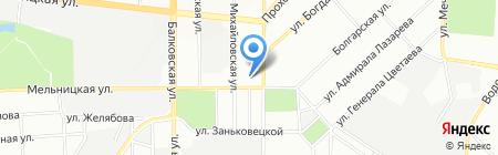 Leon на карте Одессы