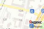 Схема проезда до компании Маршал+ в Одессе