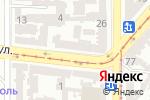 Схема проезда до компании Степовой, МЧП в Одессе
