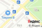 Схема проезда до компании Брама в Одессе