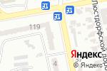 Схема проезда до компании Estel в Одессе