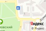 Схема проезда до компании Sun-Ice в Одессе