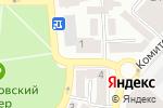 Схема проезда до компании Темб, ЧП в Одессе