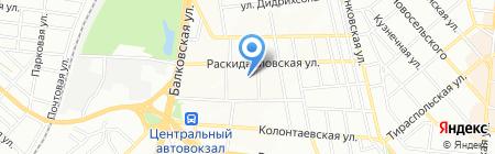 Троса. Канаты. Стропы на карте Одессы