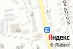 Схема проезда до компании Нефертити в Одессе