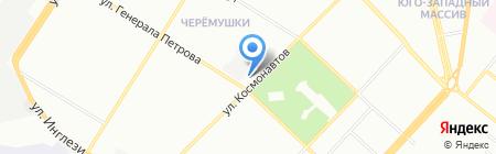 10 квітня на карте Одессы