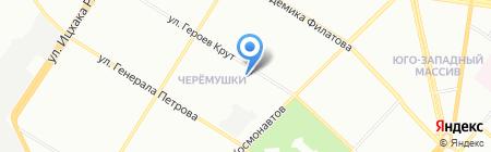 Мир рамок и багета на карте Одессы