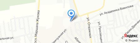 Вико-ника на карте Одессы