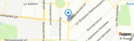 Оскар на карте Одессы