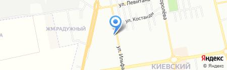 BIT на карте Одессы