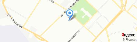 Детский сад-ясли №77 Чарівниця на карте Одессы