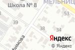 Схема проезда до компании Пилон Вест в Одессе
