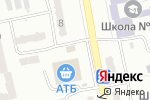 Схема проезда до компании Акватон в Одессе