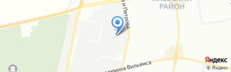 Мотор-сервис на карте Одессы
