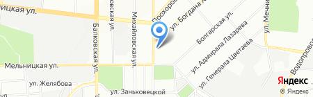 Школа служебного собаководства Международной полицейской корпорации на карте Одессы